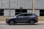 Picture of 2018 Hyundai Tucson Limited 1.6T in Coliseum Gray