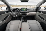 Picture of a 2019 Hyundai Tucson's Cockpit