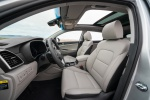Picture of a 2019 Hyundai Tucson's Front Seats