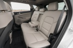 Picture of a 2019 Hyundai Tucson's Rear Seats with Armrest