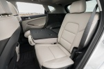 Picture of a 2019 Hyundai Tucson's Rear Seat Folded