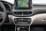 Picture of a 2019 Hyundai Tucson's Center Stack