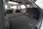 Picture of a 2019 Hyundai Tucson's Trunk with Rear Seats Folded