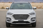 2019 Hyundai Tucson in Molten Silver - Static Frontal View