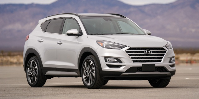 Research the 2019 Hyundai Tucson