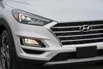 Picture of a 2020 Hyundai Tucson's Headlight