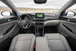 Picture of a 2020 Hyundai Tucson's Cockpit