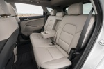 Picture of a 2020 Hyundai Tucson's Rear Seats with Armrest
