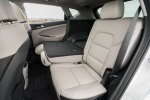Picture of a 2020 Hyundai Tucson's Rear Seat Folded