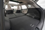Picture of a 2020 Hyundai Tucson's Trunk with Rear Seats Folded