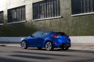 2012 Hyundai  Veloster Picture