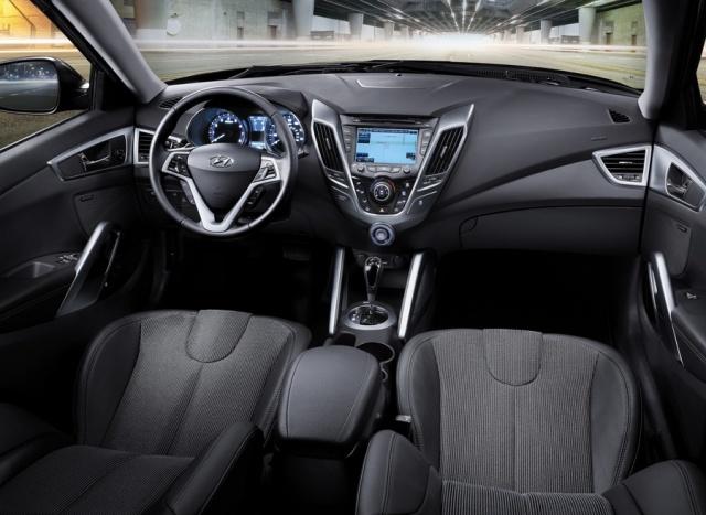 2012 Hyundai  Veloster Picture