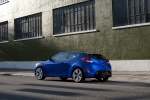 Picture of 2012 Hyundai Veloster in Marathon Blue