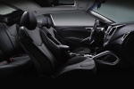 Picture of 2012 Hyundai Veloster Front Seats