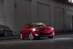 Picture of 2012 Hyundai Veloster in Boston Red