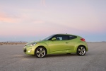 Picture of 2012 Hyundai Veloster in Electrolyte Green