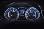 Picture of 2013 Hyundai Veloster Gauges