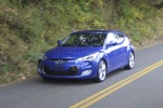 Picture of 2013 Hyundai Veloster in Marathon Blue Pearl