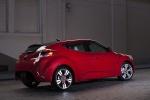 Picture of 2013 Hyundai Veloster in Boston Red Metallic