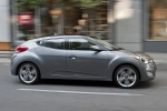Picture of 2013 Hyundai Veloster in Matte Gray Metallic