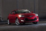 Picture of 2013 Hyundai Veloster in Boston Red Metallic