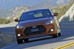 Picture of 2013 Hyundai Veloster Turbo in Vitamin C Pearl