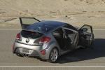 Picture of 2014 Hyundai Veloster Turbo in Matte Gray Metallic