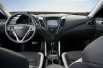 Picture of 2014 Hyundai Veloster Turbo Cockpit