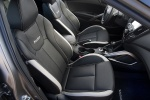 Picture of 2014 Hyundai Veloster Turbo Front Seats
