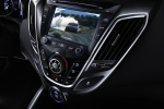 Picture of 2014 Hyundai Veloster Center Stack