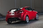 Picture of 2015 Hyundai Veloster in Boston Red Metallic