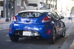 Picture of 2015 Hyundai Veloster in Marathon Blue Pearl