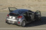 Picture of 2015 Hyundai Veloster Turbo in Matte Gray Metallic