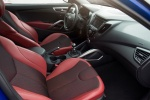 Picture of 2015 Hyundai Veloster Turbo R-Spec Front Seats
