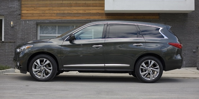 2013 Infiniti JX35 Pictures