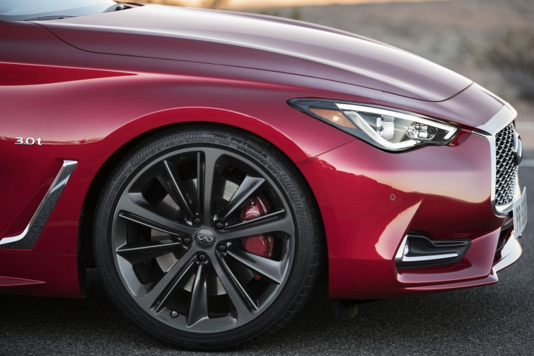 2018 Infiniti Q60 Coupe 3.0T RED SPORT 400 Rim Picture