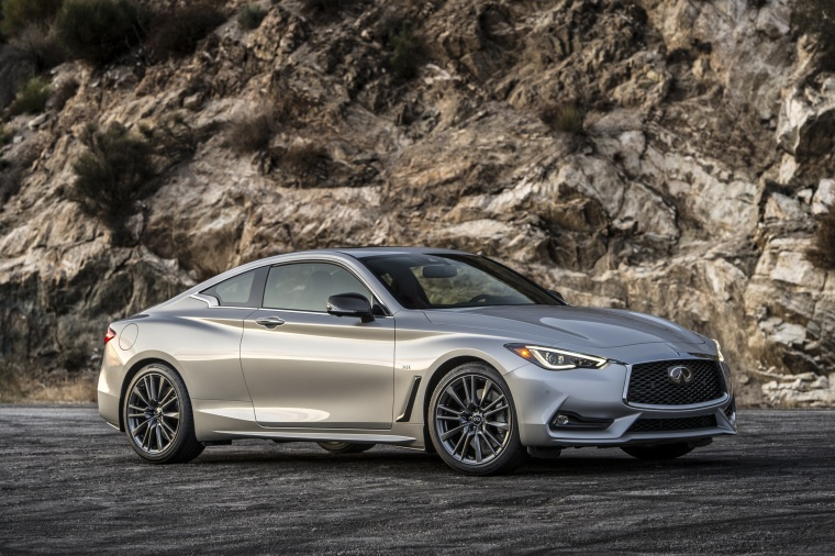 2018 Infiniti Q60 Coupe 3.0T Picture
