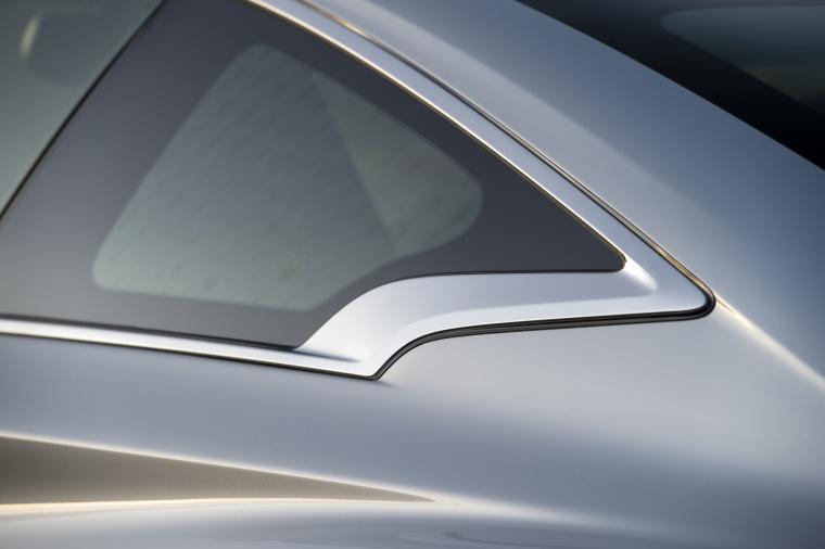 2018 Infiniti Q60 Coupe 3.0T Door Mirror Picture