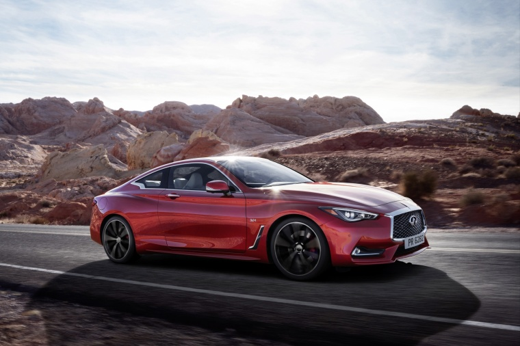 2018 Infiniti Q60 Coupe 3.0T RED SPORT 400 Picture