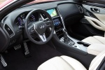 Picture of 2018 Infiniti Q60 Coupe 3.0T RED SPORT 400 Interior