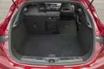 2018 Infiniti QX30S Trunk with Seat Folded