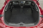 2018 Infiniti QX30S Trunk with Seats Folded