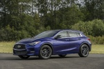 Picture of 2018 Infiniti QX30S in Ink Blue