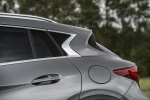 2018 Infiniti QX30 AWD Rear Side Window Frame