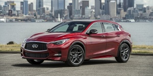 Infiniti QX30 Reviews / Specs / Pictures / Prices