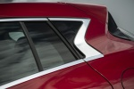Picture of a 2019 Infiniti QX30S's Rear Side Window Frame