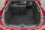 Picture of a 2019 Infiniti QX30S's Trunk with Seat Folded