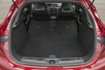 Picture of a 2019 Infiniti QX30S's Trunk with Seats Folded