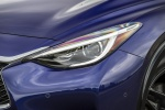Picture of a 2019 Infiniti QX30S's Headlight
