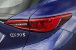 Picture of a 2019 Infiniti QX30S's Tail Light